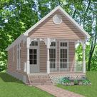 Mother in law cottage plans plans search results dream for Mother in law cottage log cabin