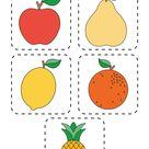 Fruit in English - Impara la frutta in Inglese con il Memory di Redooc