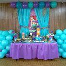 Birthday Party Desserts