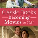 Classic Books Becoming Movies and TV Shows in 2021