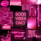 Hot Pink Aesthetic Wallpapers - Top Free Hot Pink
