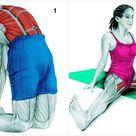 Heilsame Dehnübungen: Diese 34 Bilder zeigen dir, welchen Muskel du dehnst