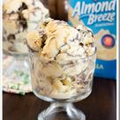 Almond Ice Cream