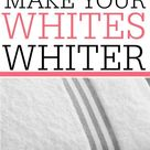 One Simple Trick To Get Whites Whiter