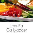 Low-Fat Gallbladder Diet | LoveToKnow