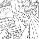 Dibujos Faciles para Colorear Batman 69