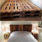 Einfach, Holzpalettenmöbel-Ideen zu machen - Pallet Ideas