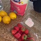 Strawberry Lemonade Recipe ❤️ follow for more