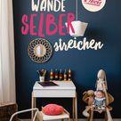 Wände selber streichen leicht gemacht: Tipps & Tricks - Mini & Stil