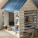 Tuto DIY : un lit-cabane pour les enfants !