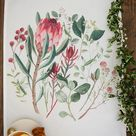 An online Store selling  a unique range of textiles and home decor that celebrates the beauty of South Africa's flora and fauna.