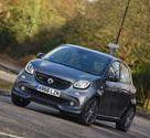 Smart Forfour Brabus Xclusive 2017 review   Autocar