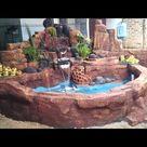 Jasa kolam hias dan relief tebing Ponorogo