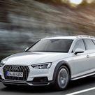Audi A4 allroad quattro en opløftet firehjulstrækker