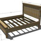 California King Bed Frame