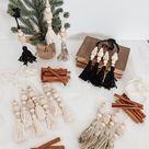 Modern Boho Christmas Decor – Caroline Roach Designs
