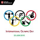 Olympic Day, held annually on June 23, is celebrated by millions of people in more than 160 countries. #InternationalOlympicDay #23Jun2016