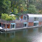 Wirklich traumhafte Hausboote   Ferienhaus & Hotel Design, Traumhäuser   ZENIDEEN