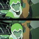 This scene was so sad, my poor heart 😢💚