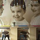 Kids Desk Space