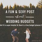 Wedding Budgeting