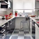 Eu tenho uma cozinha pequena   Simples Decoração