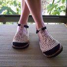 Beige Shoes