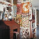 Cortinas De Patchwork