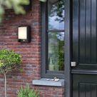 Philips Arbour LED buitenwandlamp 1-lamps sensor
