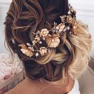 6 Romantic Wedding Hairstyles That Will Make Him Fall In Love All Over Again   Wilkie
