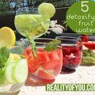 Detox Fruit Water
