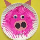 15 Baby Animal Days / Farm Crafts for Kids