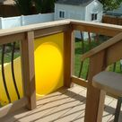 Second Story Deck