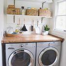 13 Laundry Room Ideas I Found for Inspiration