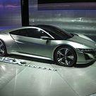 2014 Acura NSX Concept