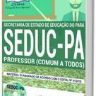 Apostila Concurso Seduc Pa 2018 Professor Apostilas Para