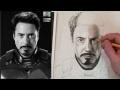 How To Draw Iron Man, Tony Stark Video - Draw Central