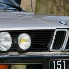 BMW 525e automaat E 28 – November 1983