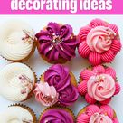 Cool Easy cupcake decorating ideas