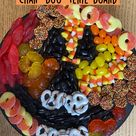 How To Make a Halloween Candy Board