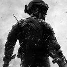 HD wallpaper: Call of Duty wallpaper, Call of Duty Modern Warfare 3, monochrome