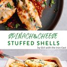 Stuffed Pasta Shells - Girl With The Iron Cast