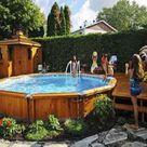 Swimming Pool Decks