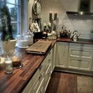 10 Beautiful Modern Farmhouse Kitchens – Mommy Thrives