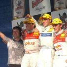 Framed Photo. 2005 DTM Championship  Norisring, Germany. 16th