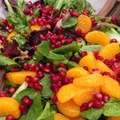 Salad Mason Jars