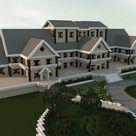 Luxury Mansion - Minecraft House Design