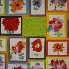 Flower Bulletin Boards
