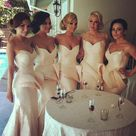 Bride Maid Dresses