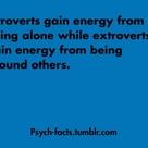Introvert Vs Extrovert